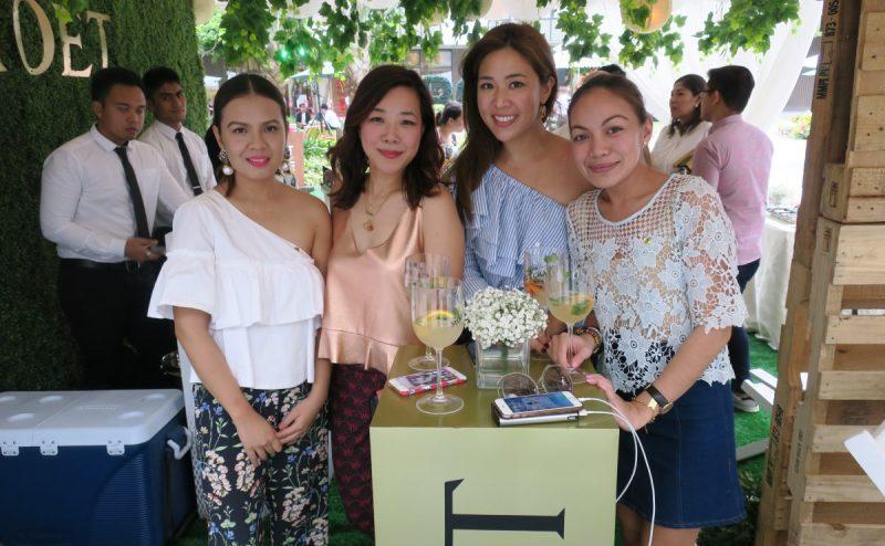 Peewee Reyes-Isidro, Jane Kingsu-Cheng, Keri Zamora, Bianca Salonga