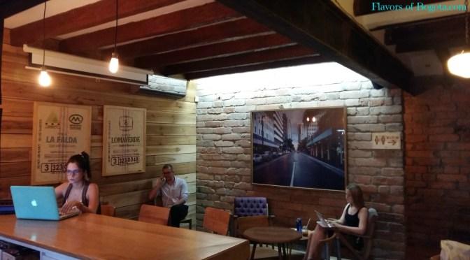 Coffee Education in Medellin: Pergamino