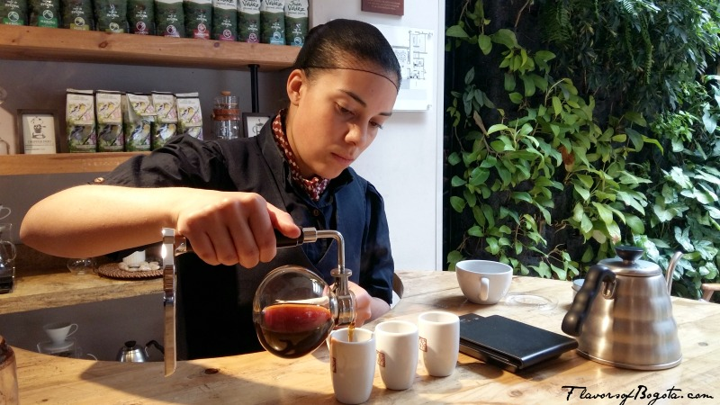 Lighting a Fire under Coffee Culture in Colombia