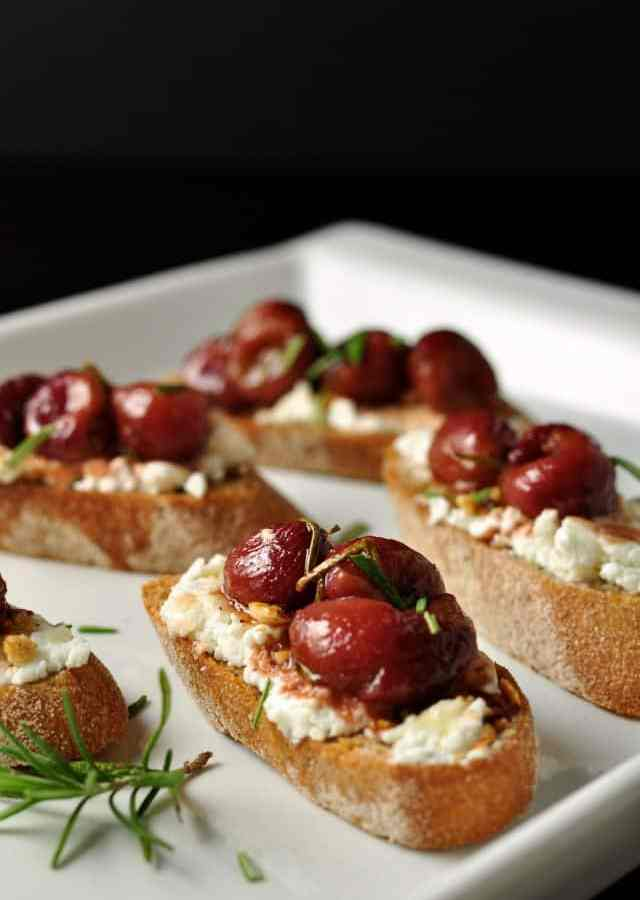 Crostini Appetizers Archives - Flavour and Savour