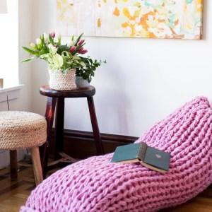 Lounge pillow-4623
