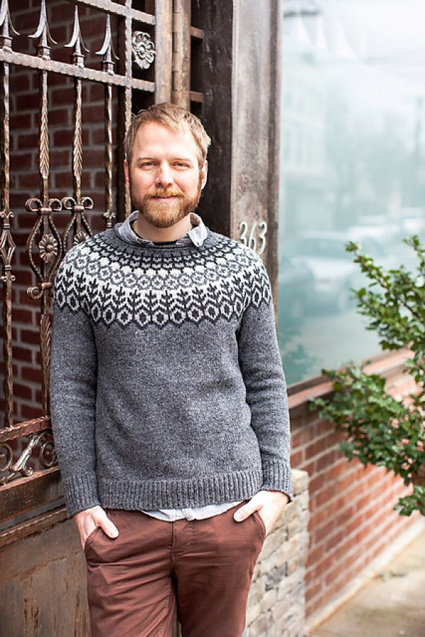 12 Inspiring Icelandic Sweater Patterns Flax Amp Twine