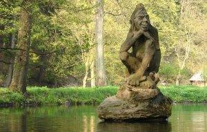 Pond Gnome