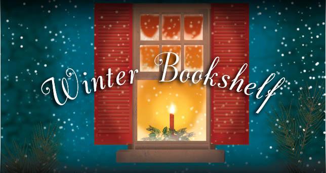 Winter Bookshelf