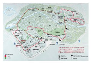 Map for NYBG ...CLICK to enlarge map