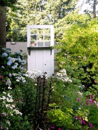 Heather Fowler's romantic door