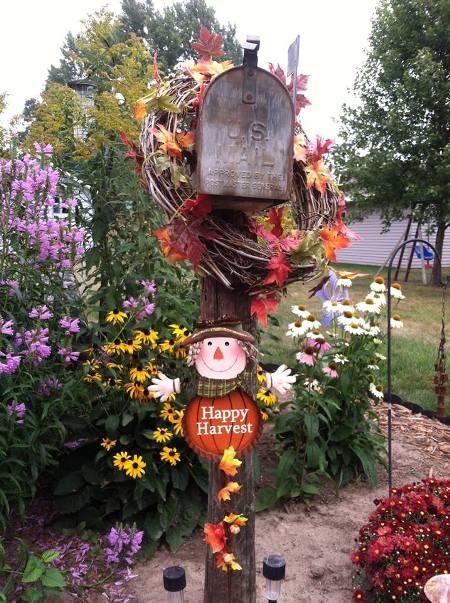 Diane Novak's mailbox