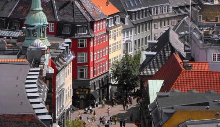 flea market Copenhagen