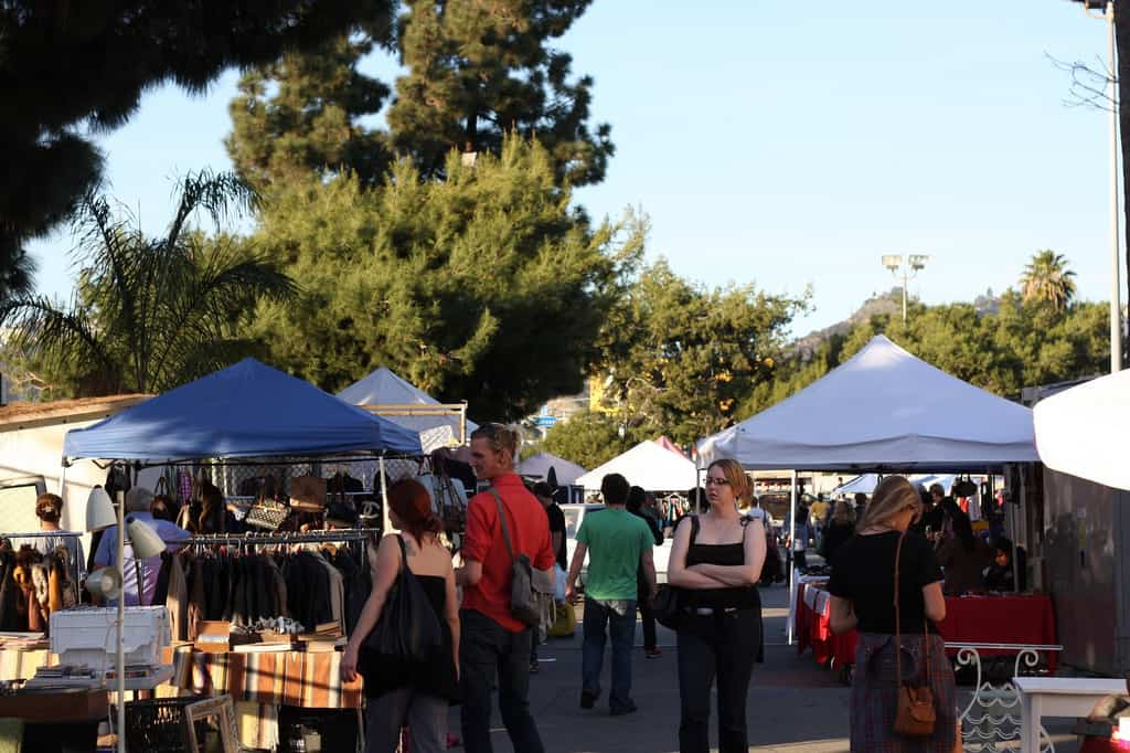 Melrose Trading Post - (c) by LosAnheles