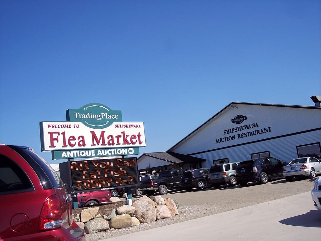 Shipshewana Auction & Flea Market - (c) by deanrr