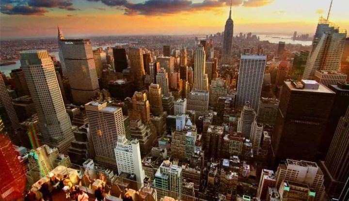 nyc skyline - (c) Jerry Ferguson