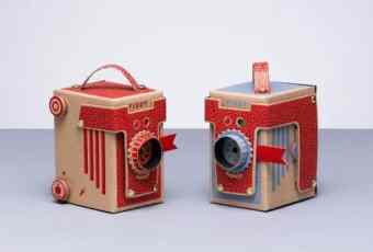 Carboard Camera VIDDY