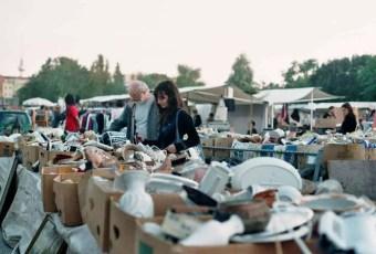 Mauerpark flohmarkt - Victoria Calligo