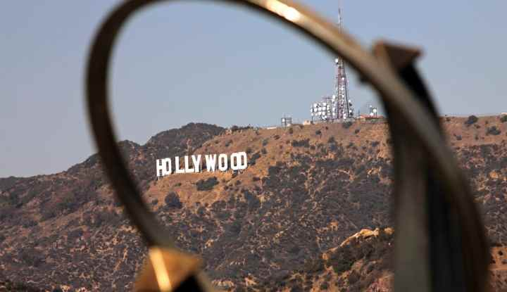 Slices of Light - Hollywood Sign