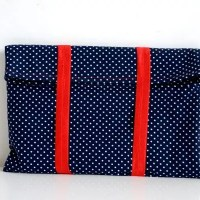 How to make a tablet cover, a handmade gift idea by Nienke