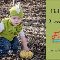Child Fleece Vest Pattern (Free)