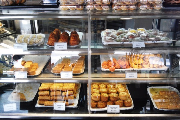 Brazilian Breads and Pastries