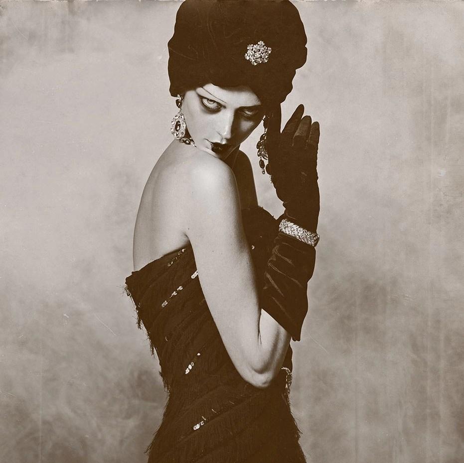 Miss Doville Virsilaite FLESH Magazine PHOTO Ivan Aguirre STYLING Pablo Solano