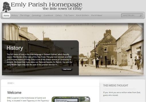 Emly Parish Homepage