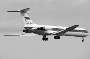 Flight Unit Ilyushin Il-62 (CC BY-SA 3.0 | parfaits)