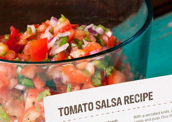 Chipotle Pico De Gallo Salsa Recipe