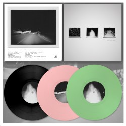 """DK091: Southtowne Lanes - Give Up The Ghost 12"""" LP"""