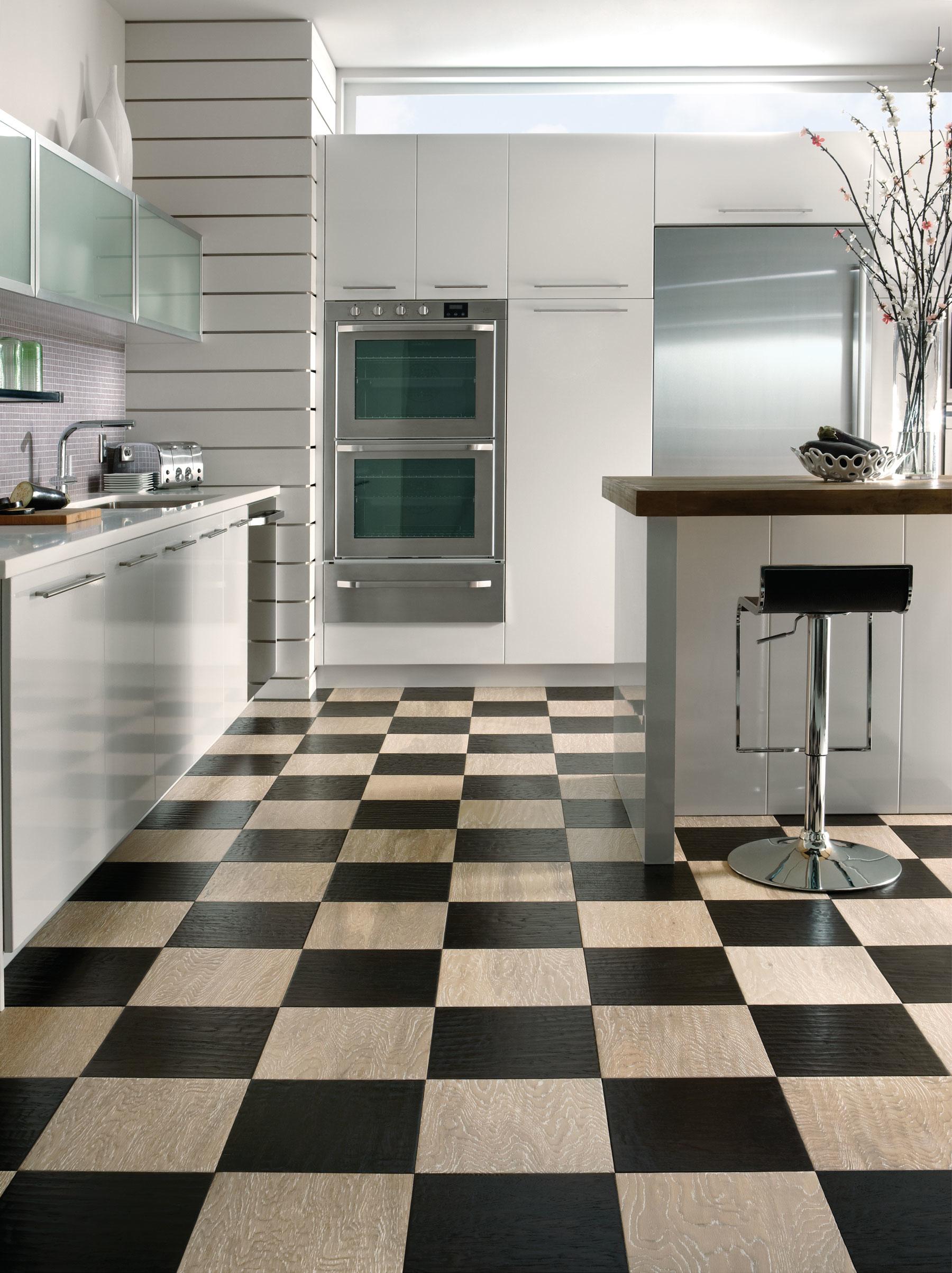 Hardwood Flooring Brands wood floor kitchen Mannington