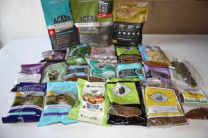 Premium Dry Cat Food Sampler Pack