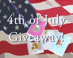 July 4 Giveaway