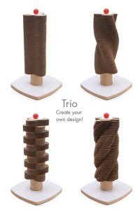 Trio Cardboard - Possible Patterns