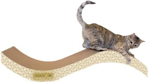 Relax-A-Cat Scratcher & Lounger from Imperial Cat