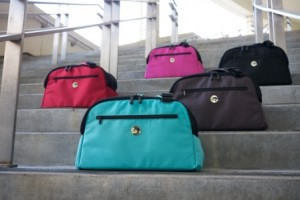 Sleepypod Atom Available colors: Jet Black, Dark Chocolate, Strawberry Red, Robin Egg Blue, Blossom Pink, and Arctic White