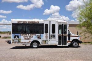 Kitty City NM Van