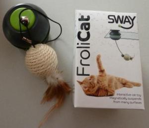 Frolicat Sway Interactive Cat Toy