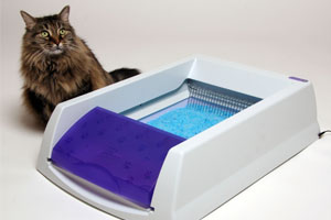 Scoop Free Self Cleaning Litter Box