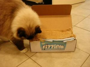 Charlie with Fizzion Products