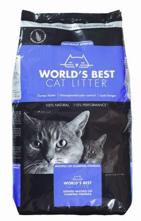 Worlds Best Cat Litter Scented Formula