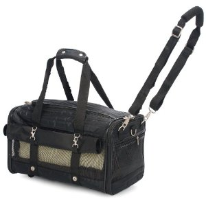 Sherpa Pet Carrier on Wheels Airline Approved