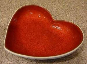 Heart Shape Cat Bowl by Greenfields Care Products Review