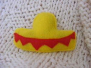 Catnip sombrero