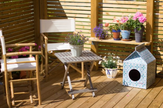 Petbo Pet House for Cats