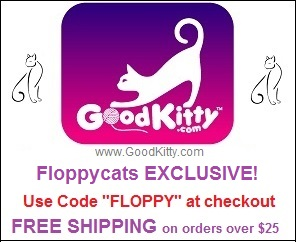 GoodKitty Free Shipping Floppycats Holiday 2014