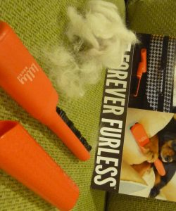 Lilly Brush Be Forever Furless MINI Cat Hair Removal Brush Review