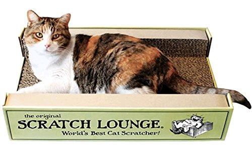 The Original Scratch Lounge - Worlds Best Cat Scratcher