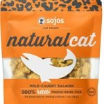 Sojos NaturalCat Salmon Cat Treats Review: Jerky for Your Cat?  Nope, Better