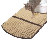 WooPet! Cat Litter Mat Review: Does Your Cat Throw Litter Like Confetti?