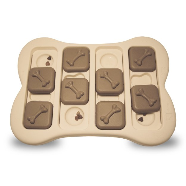 Nina Ottosson Dog Brick Interactive Dog Toy