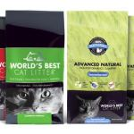 October 2016 Floppycats.com Giveaway: World's Best Cat Litter