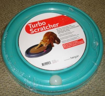Bergan Turbo Scratcher
