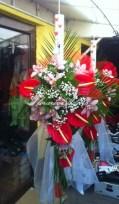 lumanari nunta arad anturium rosu